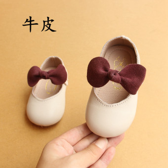 Leather slip Cooljie princess shoes Shoes