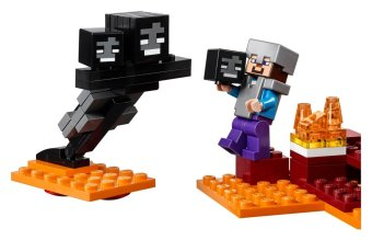 LEGO Minecraft The Wither - 5