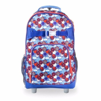 Lily and Tucker Ball Trolley (Blue)