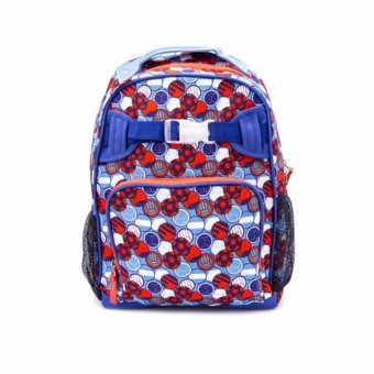 Lily and Tucker Boy's Ball Large Backpack