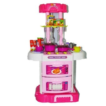 Little 3 in 1 W097 Chef Small Gourmet ( Pink )