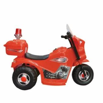 LL999 Rechargeable Motor Bike (Red) - picture 2