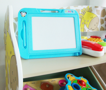 Magnetic sketchpad infants Baobao writing board