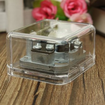 Many Songs Antique Sewing Machine Mechanical Music Musical BoxValentine Gift (Intl) (Intl) - 3