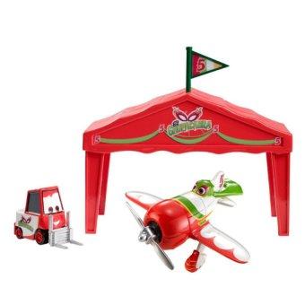 Mattel Disney Planes El Chupacabra Giftset (Red)