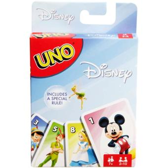 Mattel Games Uno World Of Disney Price Philippines