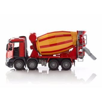 MB Arocs Cement Mixer Truck - 2