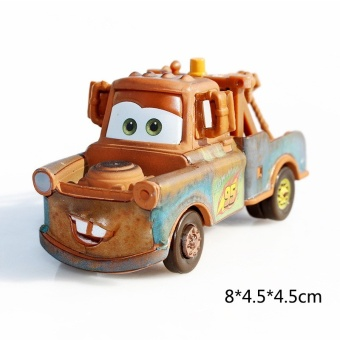 MITPS 16 Styles Lightning McQueen Mater 1:55 Diecast Metal AlloyToys Birthday Christmas Gift For Kids Cars Toys - intl Price Philippines