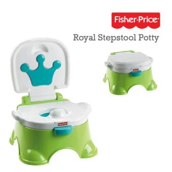 MMC Fisher-price Stepstool Potty - Green Price Philippines