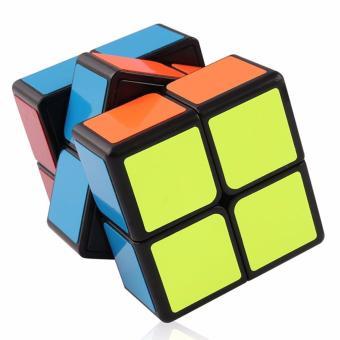MoFangGe QiYi 2x2x3 223 Cube Speed Rubik's Cube Black - 2