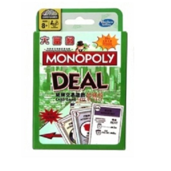 Monopoly Deal Card Game Price Philippines