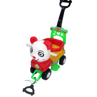 MoonBaby MB-PP607 Ride-on Car (Green) - picture 2