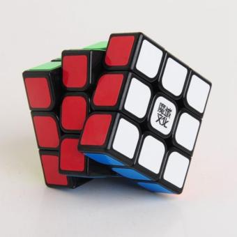 MoYu AoLong V2 3x3x3 Speed Cube Enhanced Edition Black - 4