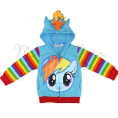 My Little Pony Hoodie Baby Jacket Hoodie Cute Cartoon Jacket Birthday Costume Pony Costume Kids Toddler ...  sc 1 st  coolprice |Philippines - coolprice.info : toddler my little pony costume  - Germanpascual.Com