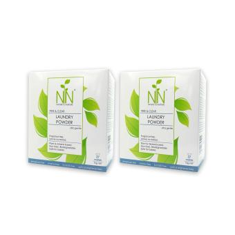 Nature to Nurture Free & Clear Laundry Powder Ultra Gentle 1kgset of 2