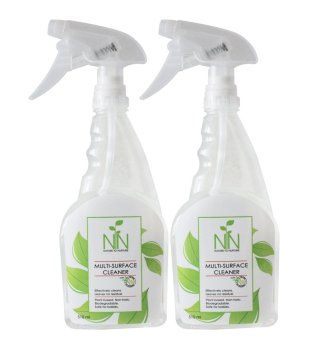 Nature to Nurture Multi Surface Cleaner Spray 510ml pack of 2