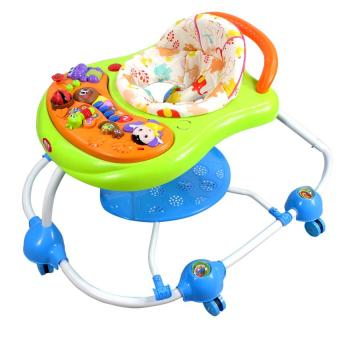 New Bossney Cute Musical Baby Walker Insect Party