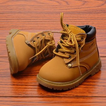 New season shoes children shoes for boys for girl Martin boots boots - intl