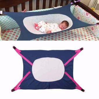 Newborn Infant Baby Healthy Crib Hammock Sleeping Bed