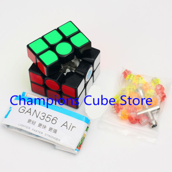 Newest Hot Sale GAN 356 Air 3x3x3 Magic Cube Puzzle 3x3 Speed Cubecompetition Twisty Puzzle Educational Toys Cubo Magico Price Philippines