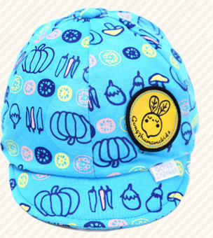 Newest Summer Newborn Baby Hat Kids Cap Infant Baby Hat for Boysand Girls-blue - 3