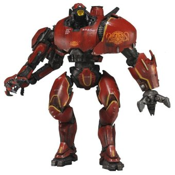 "Pacific Rim Jaeger ""Crimson Typhoon"" Action Figure"