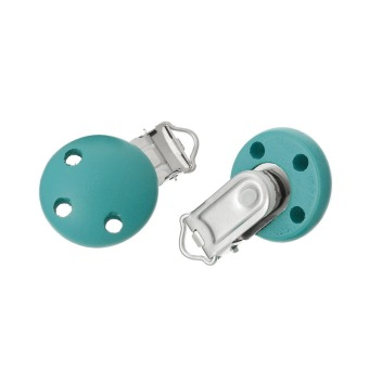 Pacifier Clasps 3 Holes