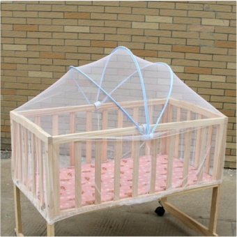 PAlight Lovely Baby Crib Mosquito Net - 3