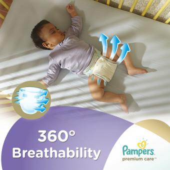 Pampers Premium Care Diaper XL 18s - 8 Packs - 4