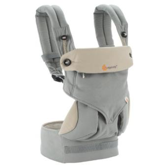 PENNY Four Position 360 Baby Carrier (Grey) - intl - 3