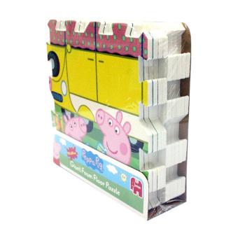 Peppa Pig Giant Foam Floor Jigsaw Puzzle - 2