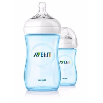 Philips Avent SCF695/23 Feeding Bottle 9oz Twin Pack (Blue)