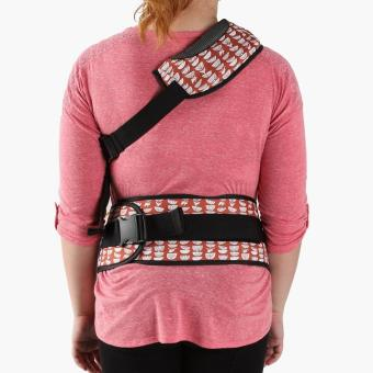 Picolo Hip Seat Carrier (Red) - 3