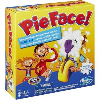 Pie Face Showdown Game (Single)