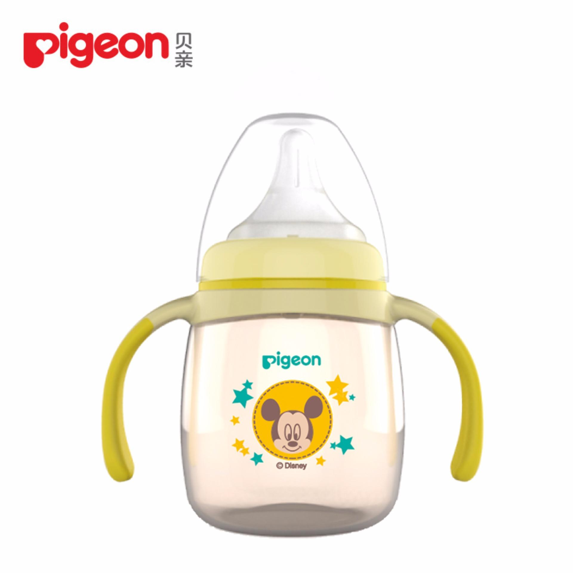 Philippines Pigeon Ppsu Step Training Cup Nipple 250ml Da113 Magmag All In One Set