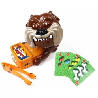 Pirate Barrel Roulette Game/ Beware Of The Dog / Crocodile Dentist/ Bulldog Roulette Game
