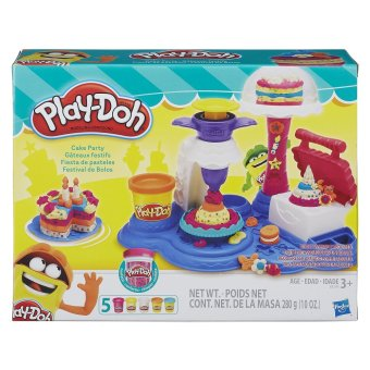 Play-Doh Cake Party B3399
