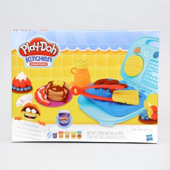 Play-Doh Kitchen Creations Breakfast Bakery Set