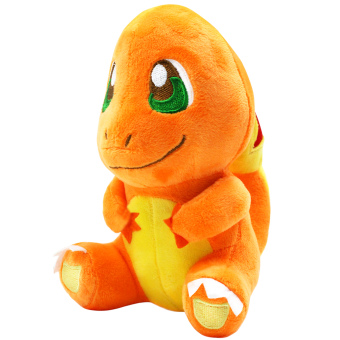 POKEMON Anime Charmander Plush Hangable Car Stuff Toy Display