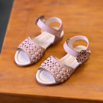 Princess children's preparation porous Baobao shoes female children's shoes