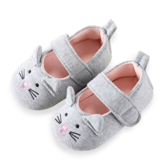 Puopuotu soft bottom spring newborns shoes Baby Shoes