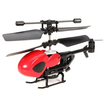 QS QS5013 Mini Remote Control Helicopter (Red)-Intl