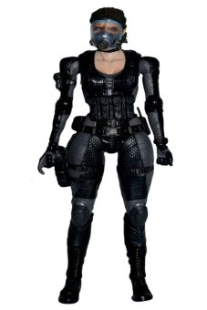 Resident Evil Operation Raccoon City Lupo Play Arts Action Figure