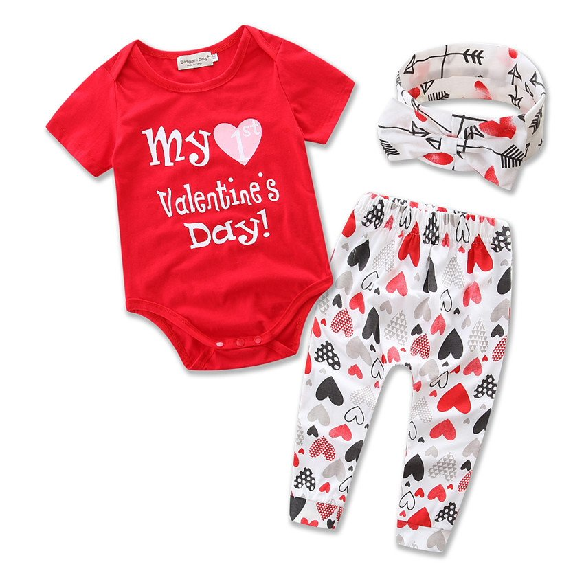 58e7545c3eb79 Philippines | Retail 2017 New Jumpsuit 3 pieces/Set Baby Girls ...