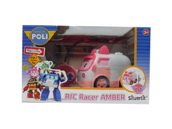 Robocar Poli R/C Racer Amber - picture 2