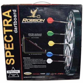 Robson Spectra Dartboard - 3