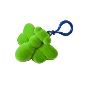 Rubbabu Butterfly Key Chain (Green)