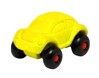 Rubbabu Little Beetle (Yellow)