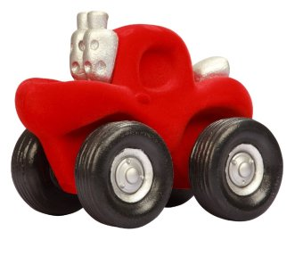Rubbabu Nitro the Monster Truck (Red)