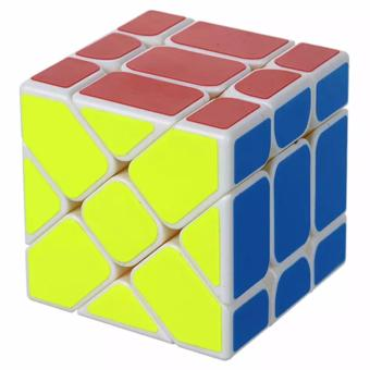 Rubik's Yongjun Speed Fisher Cube Brain Toy Magic Cube Puzzle CubeYJ8318 - 2